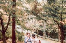 """是我的官宣""""女朋友""""呀!  昨儿上海晚上冷不丁的有点冷,于是盖着被儿在屋里睡不着,定了11月去京都的"""