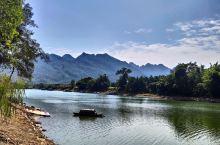 风景在路上,广东英德阳山连江骑行掠影。