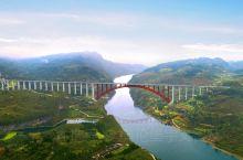 乌江特大桥效果图漂亮不
