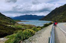 新西兰南岛自然风光无限好,空气清新,处处是美景