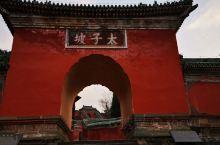 太子坡,又名复真观,敕建于明永乐十年(公元1412年),清康熙元年、二十三年、二十九年三度重修。太子