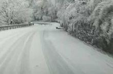 神农架初冬