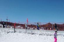 盘山滑雪场,1颗星