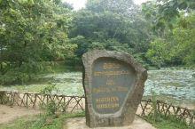 狮子岩位于斯里兰卡的锡吉里耶,矗立在丛林灌木中的一座构筑在橘红色巨岩上的宏伟空中宫殿。巨石高达200