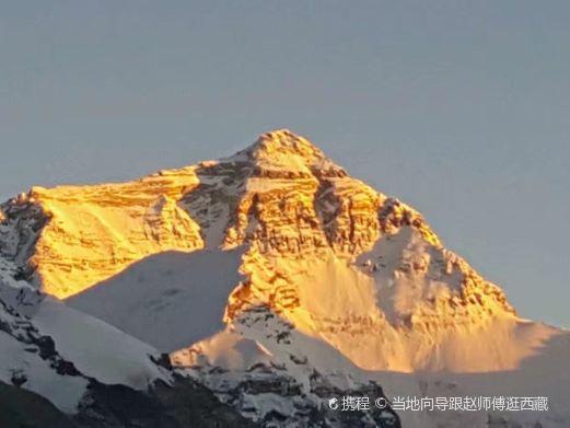 当地向导跟赵师傅逛西藏拍摄于undefined