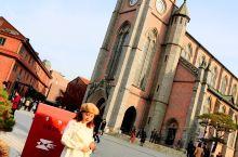 首尔明洞圣堂拍照攻略