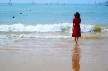 东山岛的海湾~马銮湾。大海有一种神奇的力量,让人豁然开朗。即便不开心,只要看见海,压抑着的心情也会瞬