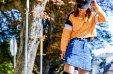 法兰克福歌德大学的午后时光 喜欢逛大学校园的我,索性选择了去法兰克福歌德大学。学校里的整体建筑风格都