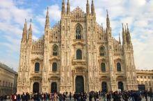 意大利之行第二站-米兰-米兰大教堂