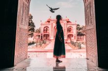印度|阿格拉不止泰姬陵,拍照机位揭秘  如果说来印度有什么地方是一定要去的,于很多人而言泰姬陵一定算