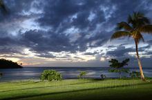 落日余晖 斐济·大洋洲