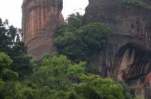 自然奇观-丹霞山阳元石