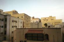 凌晨到了沙特阿拉伯吉达。