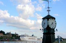 奥斯陆港湾秀美风光。