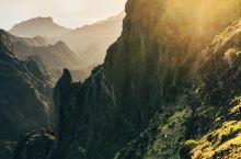 Pico do Arieiro的晨光很美