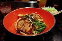 盘点仙台最好吃的油そば #麺屋 政宗 我心目中的白月光,认识的女生都说这家最好吃。他们家的炭烤肉太优
