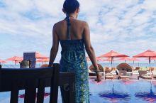 我在斐济海滩希尔顿度假酒店及水疗中心