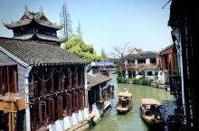 朱家角鎮~優美如畫的江南水鄉古鎮,遊走其中彷若穿越時光!  傳統東方味的小橋流水 懷舊的水鄉之鎮 穿