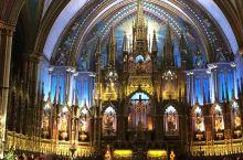 圣母大教堂 神圣 高雅 窗花雕刻精美 主教堂精致华丽 适合打卡