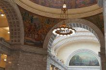 美西之旅第11站,犹他州政府,向公众免费开放自由参观!大气!