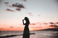 夏威夷·欧胡岛 日落时分