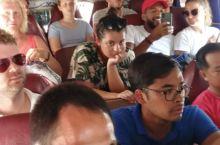 柬埔寨 西哈努克港  長途車上