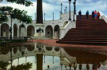 法国人建的巴拿马运河纪念碑!