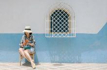摩洛哥旅拍记|你所不知道的北非——滨海之城 艾西拉&拉巴特,一般是我们浮力的最后一站,吃腻了塔吉锅的