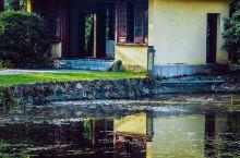 武汉植物园 里的中式元素 | 几处楼台亭阁,曲径绕清流,藤缠高树,怡红快绿,幽而不森,深而不寂,自成