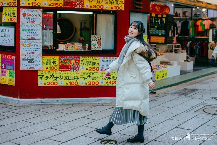 長崎新地中華街2