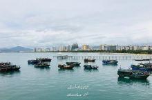 2017年12月14日 海南七日游-凤凰岛、南海之梦 凤凰岛登船。 出发去三沙。