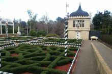 汉密尔顿花园就像欧洲的皇家花园一样美丽。