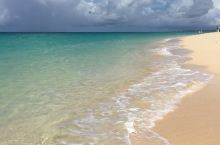 东洋第一海滩——与那霸前滨海滩 没有高山河流,没有茂密植被,没有神奇的生物,单单就那延绵七公里多的堪