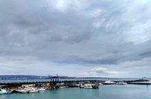 悠闲的淡水码头,繁忙的渔村。