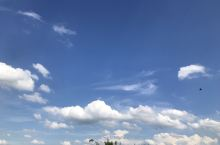 梅州的天也可以那么蓝……