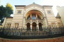 Vilnius Choral Synagogue:奇特的犹太教堂,绝对不容错过哦  这个犹太教堂有一