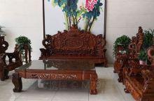 金谷园酒店这大堂的椅子,真不错
