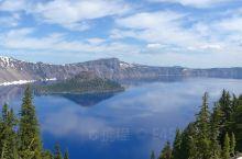 美國歷史上第五個國家公園!世界著名高山湖泊。每次,都抱持著最後一次來到這人間聖地的珍惜心情!7月,仍