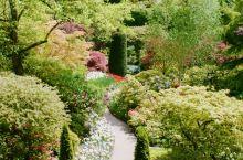 去过了布查特花园,你会觉得全世界其他的花园都是将就。 布查特花园在加拿大西海岸的大不列颠省的维多利亚