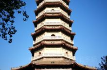 天津致远塔:塔名取宁静以致远之意。1985年着手筹建,历时5年建成。占地1300平方米,塔高74.4