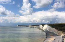 天然的SPA场所 英国的East Dean and Friston柏令海崖,如果说它的海面并没有什么