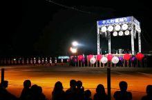 """山鹿市传统文化""""灯笼节"""",""""千女灯笼舞""""入场仪式!"""