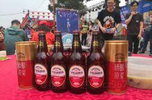 千岛湖啤酒广场吃红红的小龙虾,喝纯正的精酿原浆啤酒!