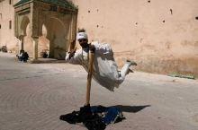 神奇的摩洛哥杂耍