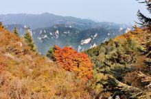 国庆节游览了灵寿五岳寨国家森林公园,为祖国的金秋美景所振憾。我爱你中国