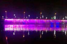 河源市夜景,美美的。