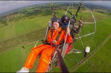 小众另类玩法|冲上【清迈】的天空感受片刻飞翔的自由  清迈泰北平原村圣康潘  清迈旅行最喜欢的体验项
