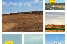 黑戈壁与黑喇嘛  沿着G7西行,从额济纳服务区到哈密的骆驼圈子出口,有600公里,途中没有一个成规模