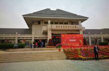 到周恩来邓颖超纪念馆缅怀敬爱的周总理。