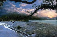 寻找2000年前的工程?  ——兴安灵渠  早上的灵渠景区在下绵绵细雨。因为灵渠景区的寻秦之旅(灵渠